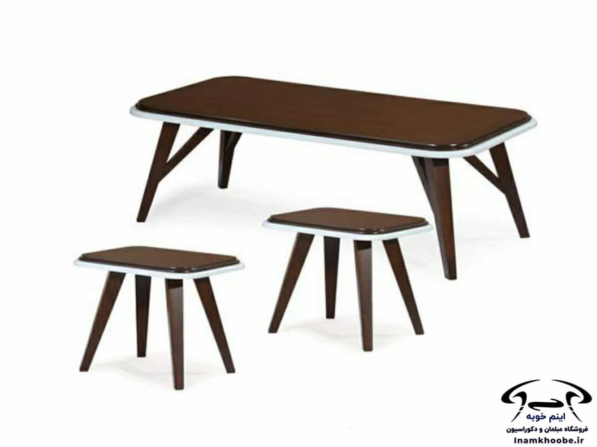 میز جلو مبلی جدید