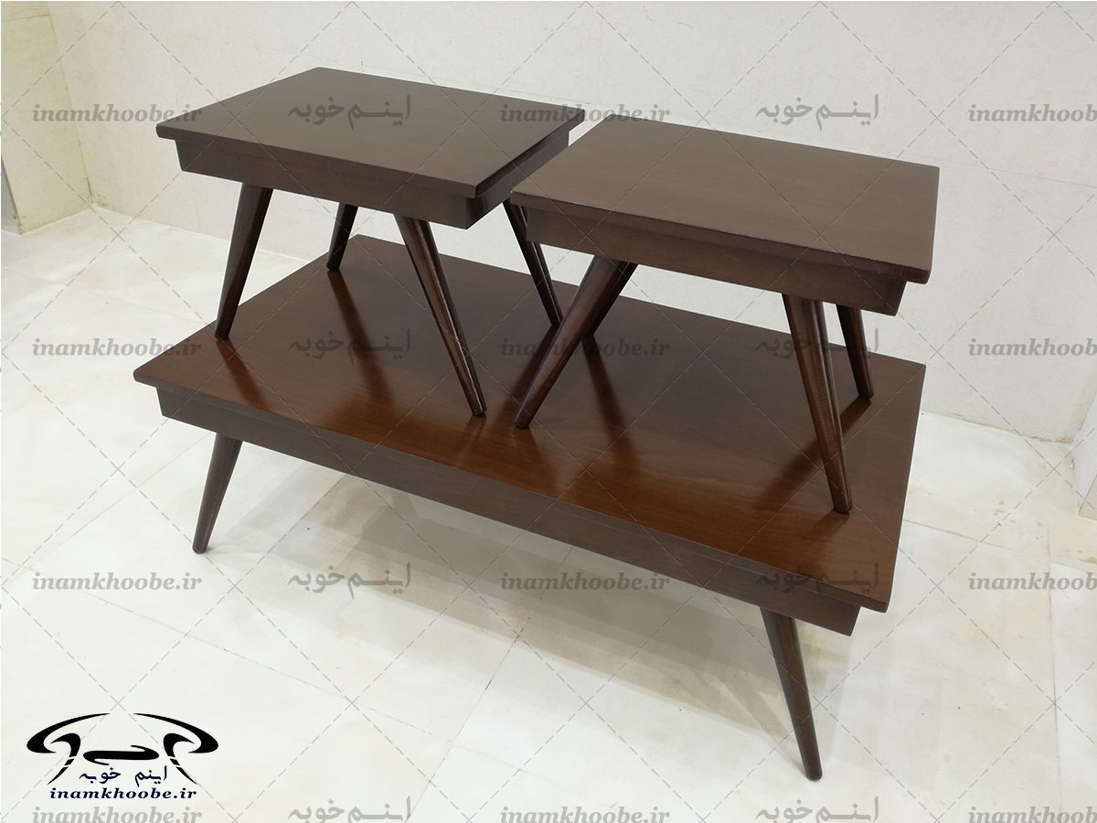 میز جلو مبلی کمجا