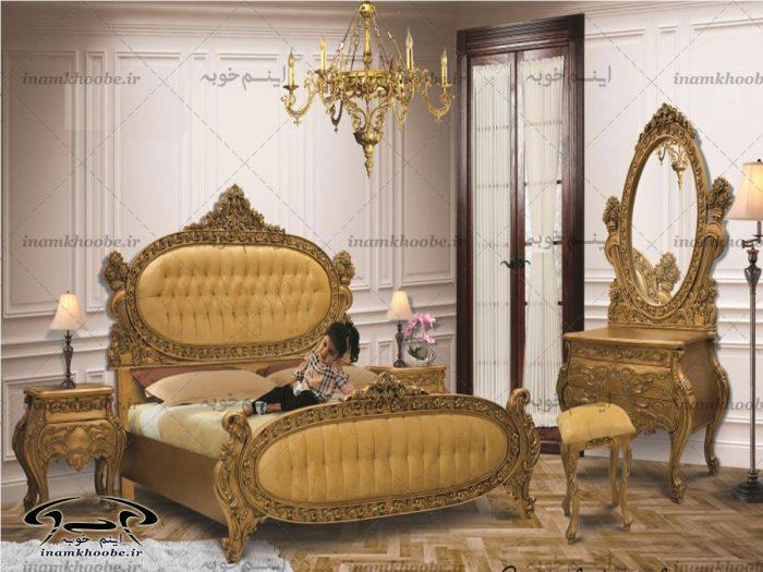 تخت خواب ایتالیایی