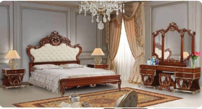 تختخواب عروس سلطنتی