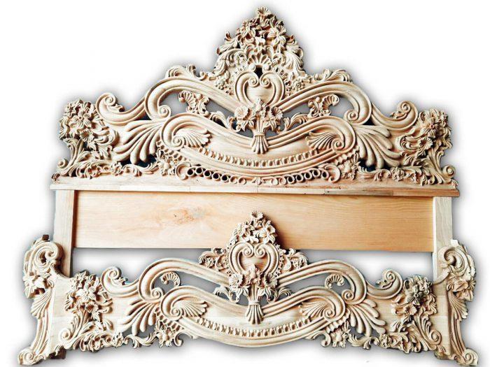 تخت خواب سلطنتی