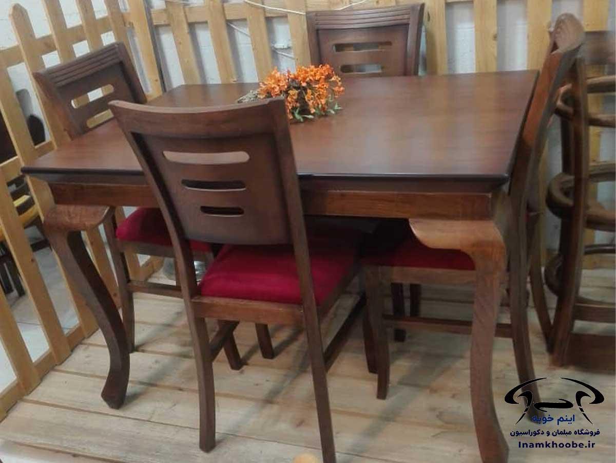 میز ناهار خوری زیبا