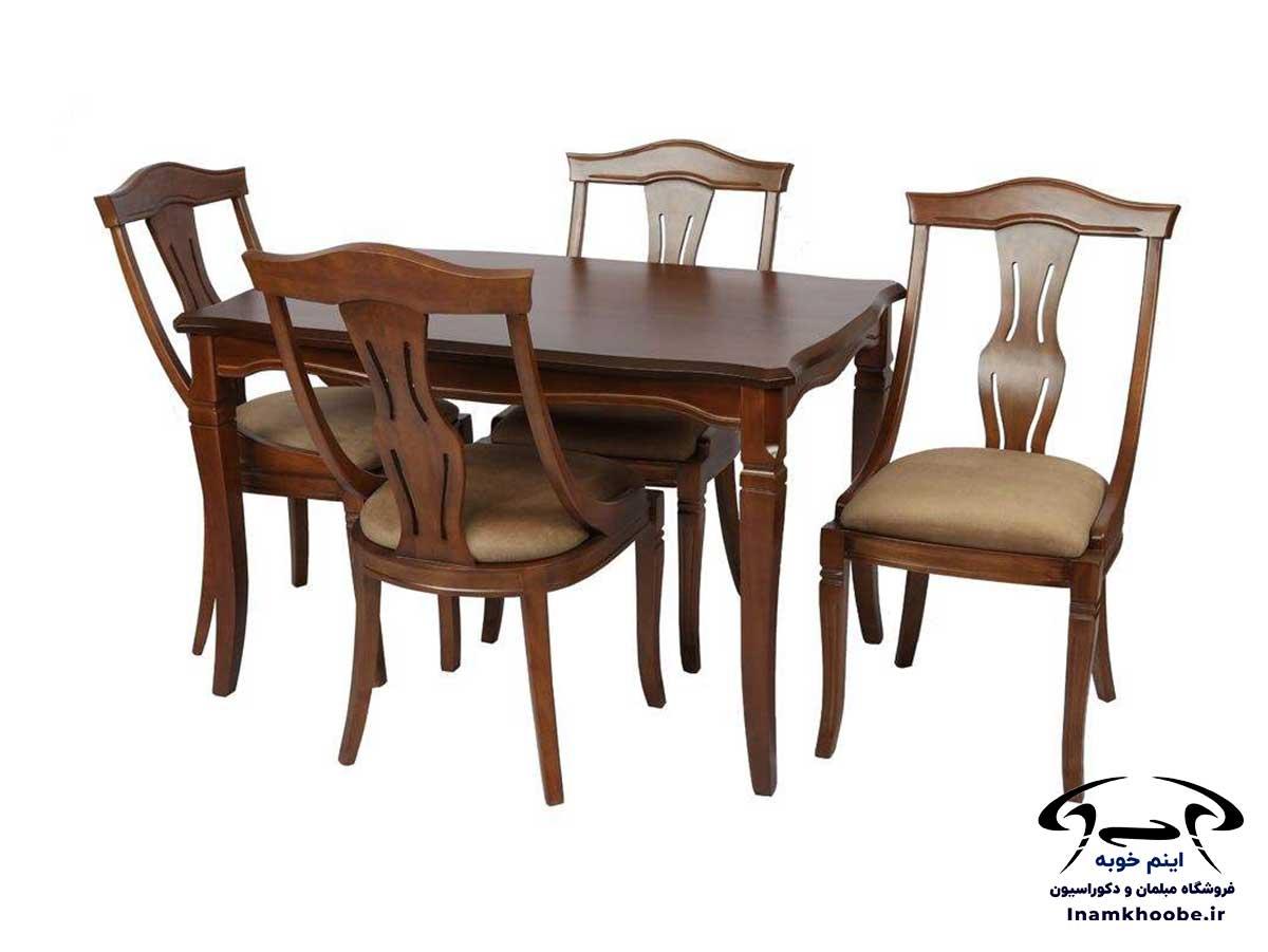 میز غذا خوری مدرن و جدید