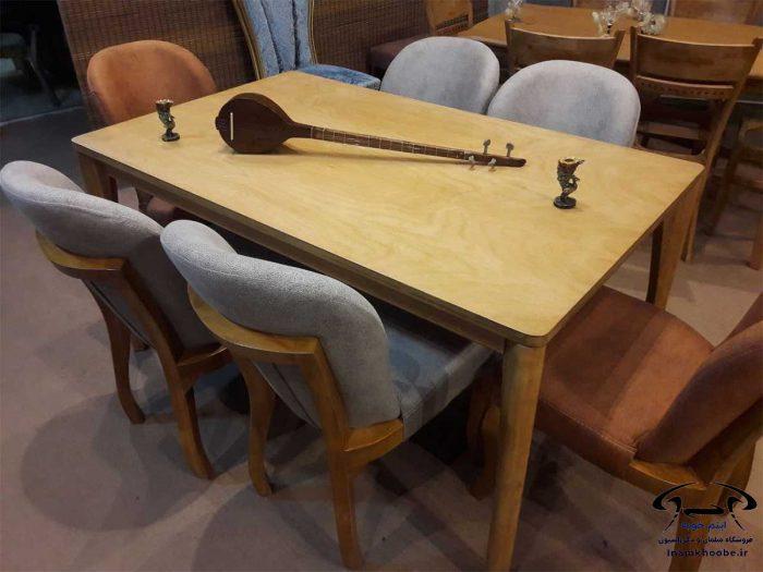 میز ناهارخوری جدید